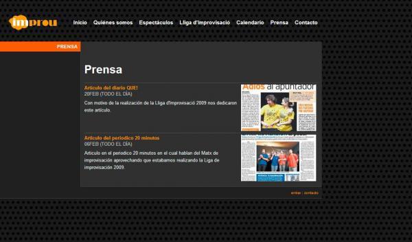 Diseño web Valencia - NeutralSEO - Improu